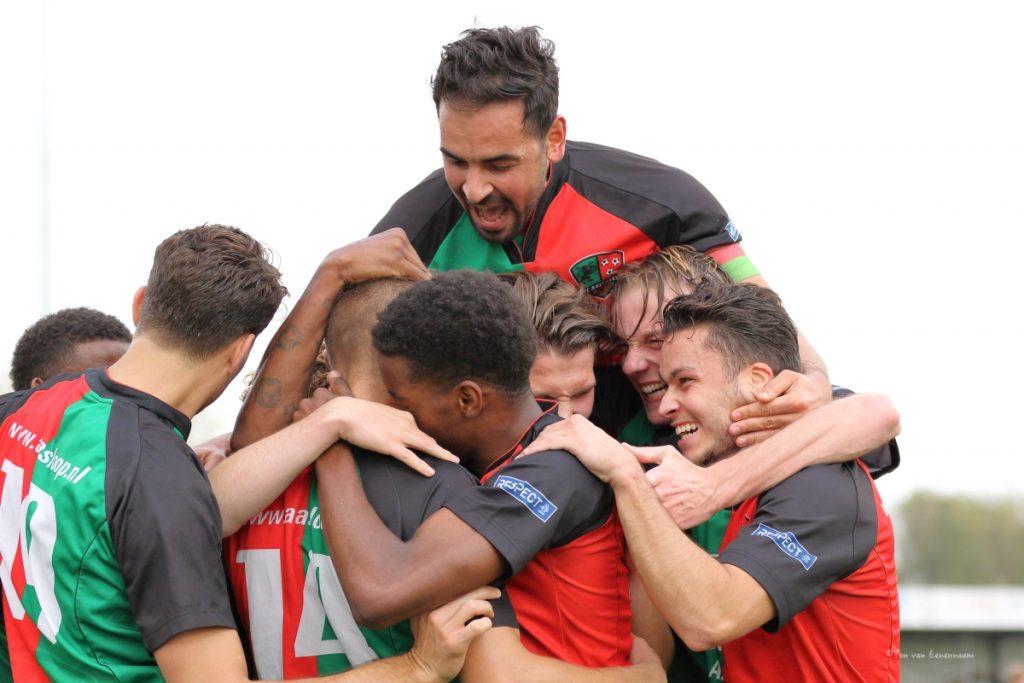 14 Okt 2017 FC Aalsmeer Za1 – Westlandia