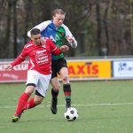 9 Dec 2017 Sportlust '46 – FC Aalsmeer Zat. 1 (1-1)