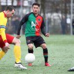 20 Jan 2018 Oefenwedstrijd Valken '68 – FC Aalsmeer (0-2)