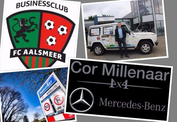 Businessclub FC Aalsmeer - Cor Millenaar