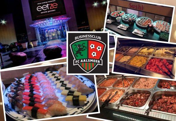 Businessclub FC Aalsmeer - Restaurant Eetze