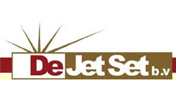 Logo De Jetset - Businessclub FC Aalsmeer