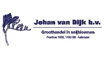 Logo Johan van Dijk - Businessclub FC Aalsmeer