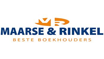Logo Maarse & Rinkel - Businessclub FC Aalsmeer