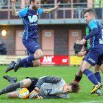 8 Dec DHSV-FC Aalsmeer 5-0 Foto's Ton van Eenennaam @Insta ton_ve