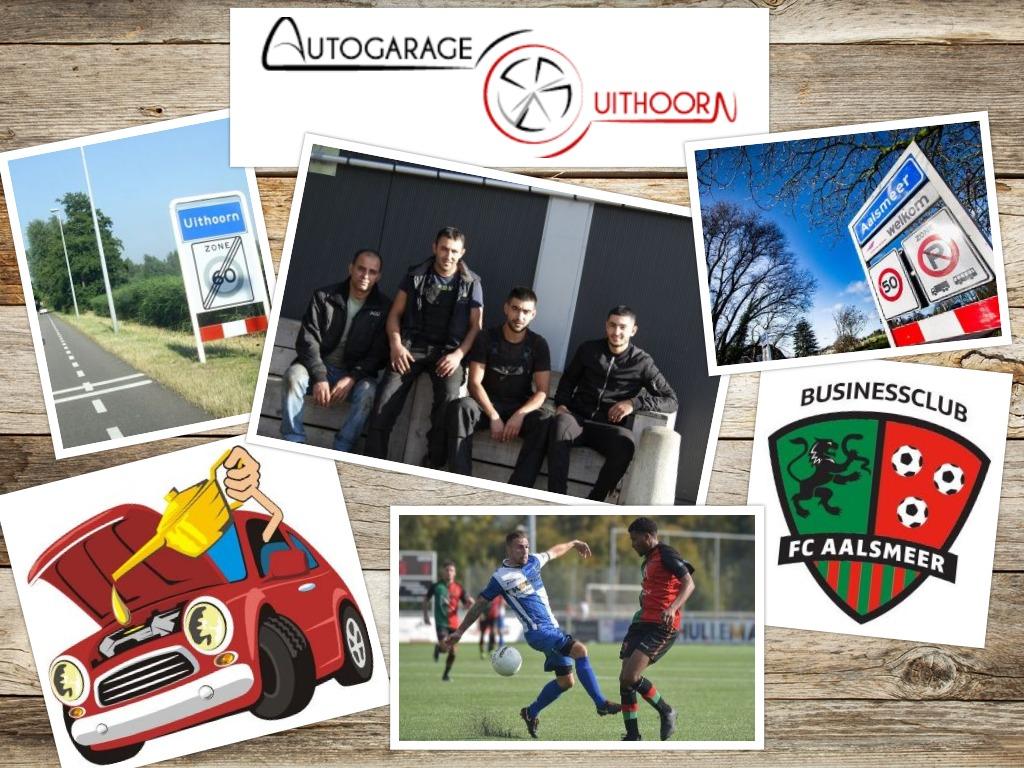 Businessclub FC Aalsmeer - Autogarage Uithoorn