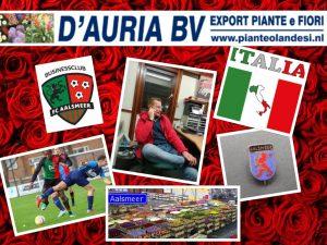 D'Auria bloemenexport italie - businessclub FC Aalsmeer
