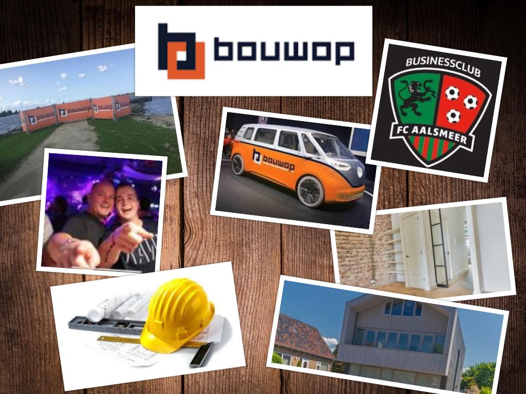Bussinessclub-bouwop
