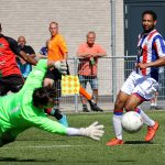 1 Juni, nacompetitie FCA - Arsenal 3-1 Foto's Ton van Eenennaam @Insta ton_ve