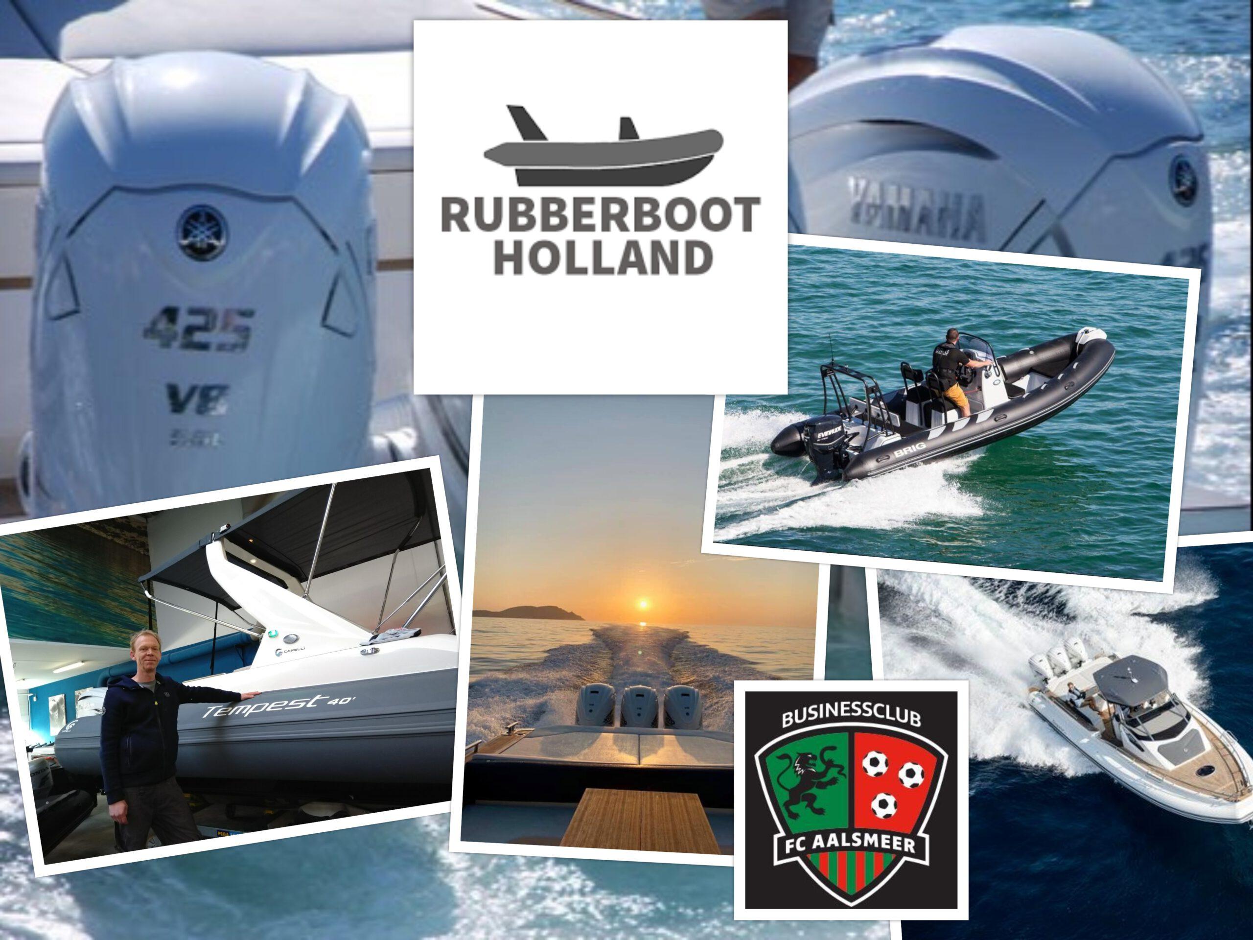 Businessclub-fc-aalsmeer-rubberboot-holland