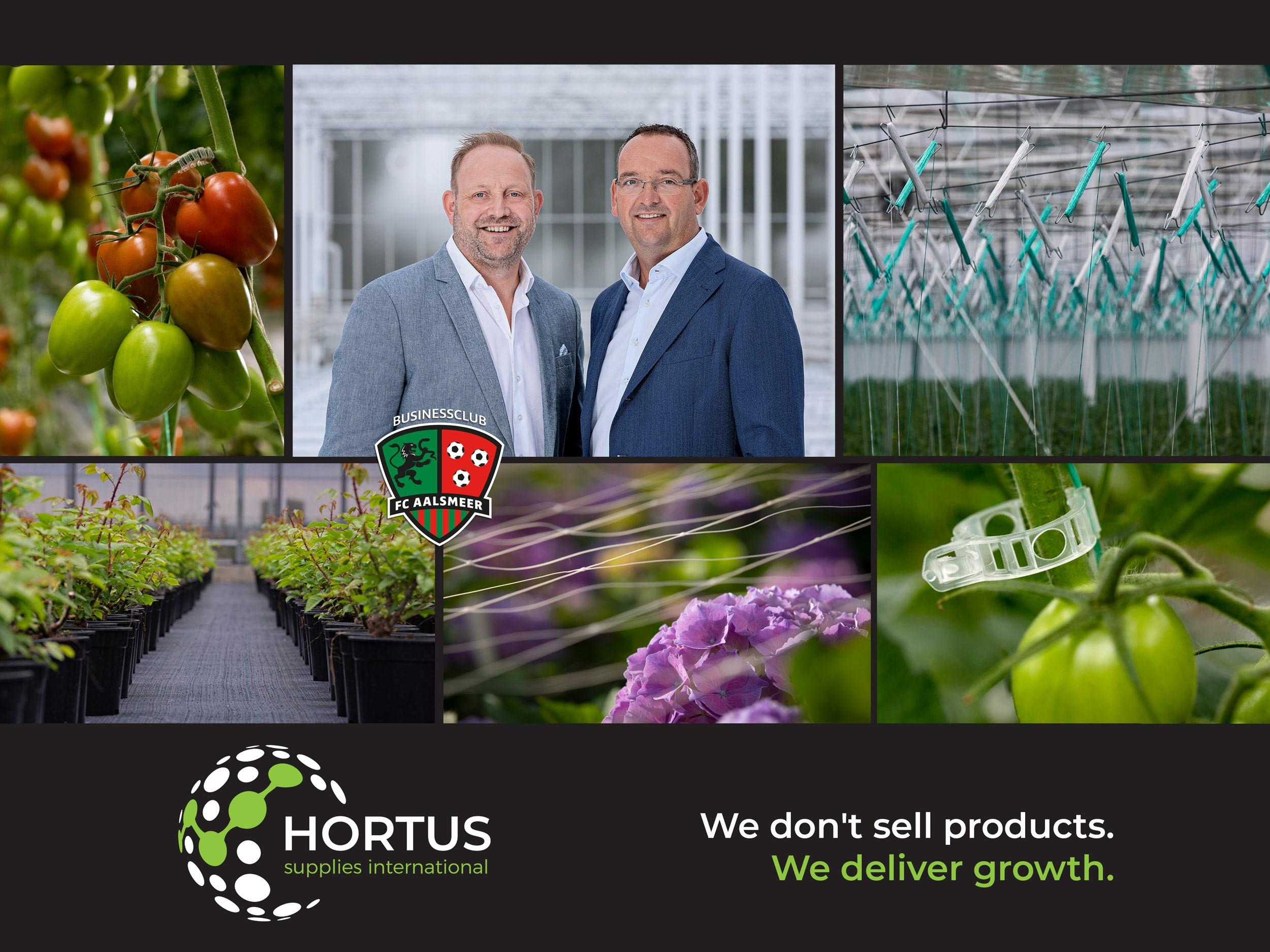 Businessclub-fcaalsmeer-Logo van verkoper Hortus Supplies International B.V.HSI-